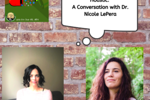 The Holistic Psychologist, Nicole LePera