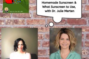 Ineffectiveness of Homemade Sunscreen