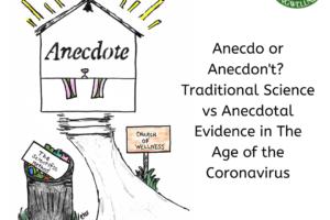 Anecdotal Evidence for the Coronavirus
