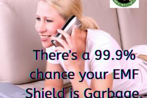 EMF Shields Don't Work