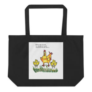 Sam and Ella Organic Tote Bag