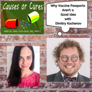 Vaccine Passports are a Bad Idea